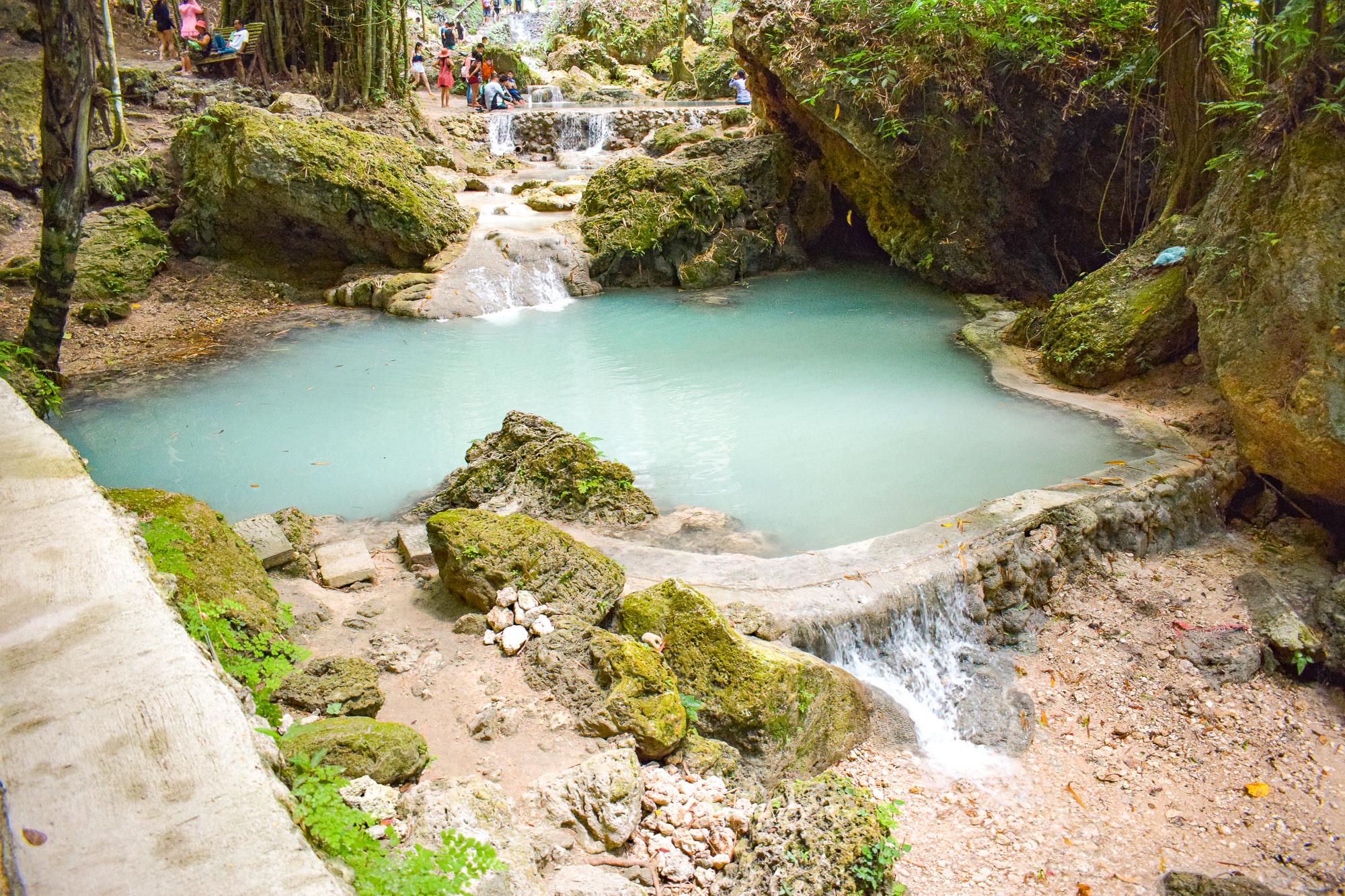 pool vid tumalog falls