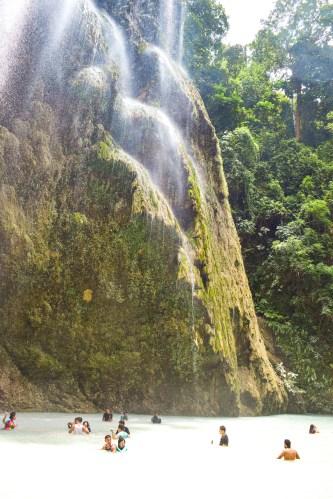 vattenfallet tumalog falls