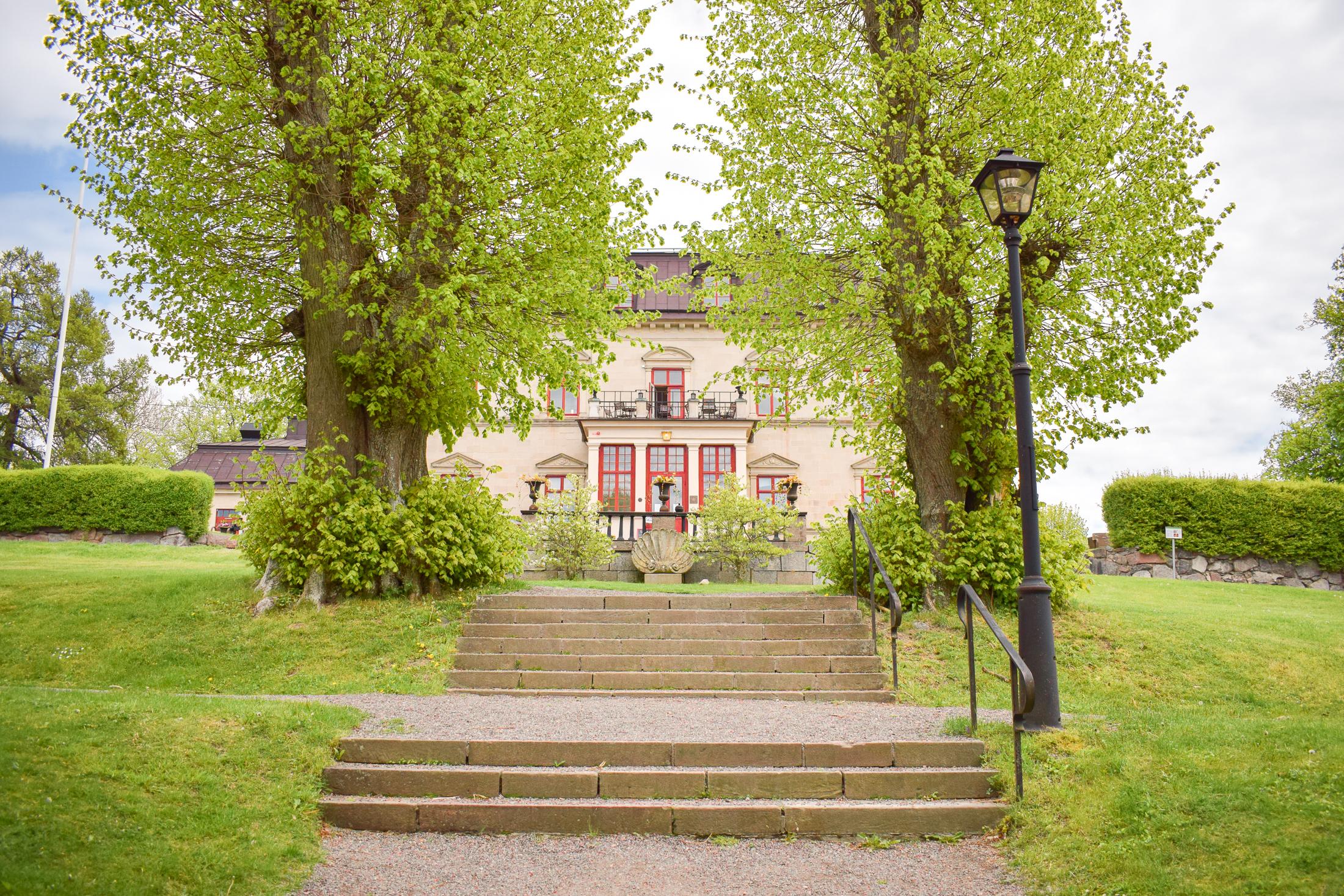 Görvälns slott.
