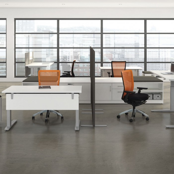 Tables Ajustables Mobilier De Bureau MBH