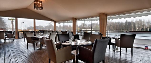 restaurant salon sur l eau photo salle principale