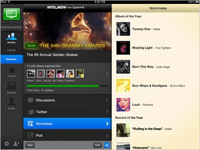 Grammy-App