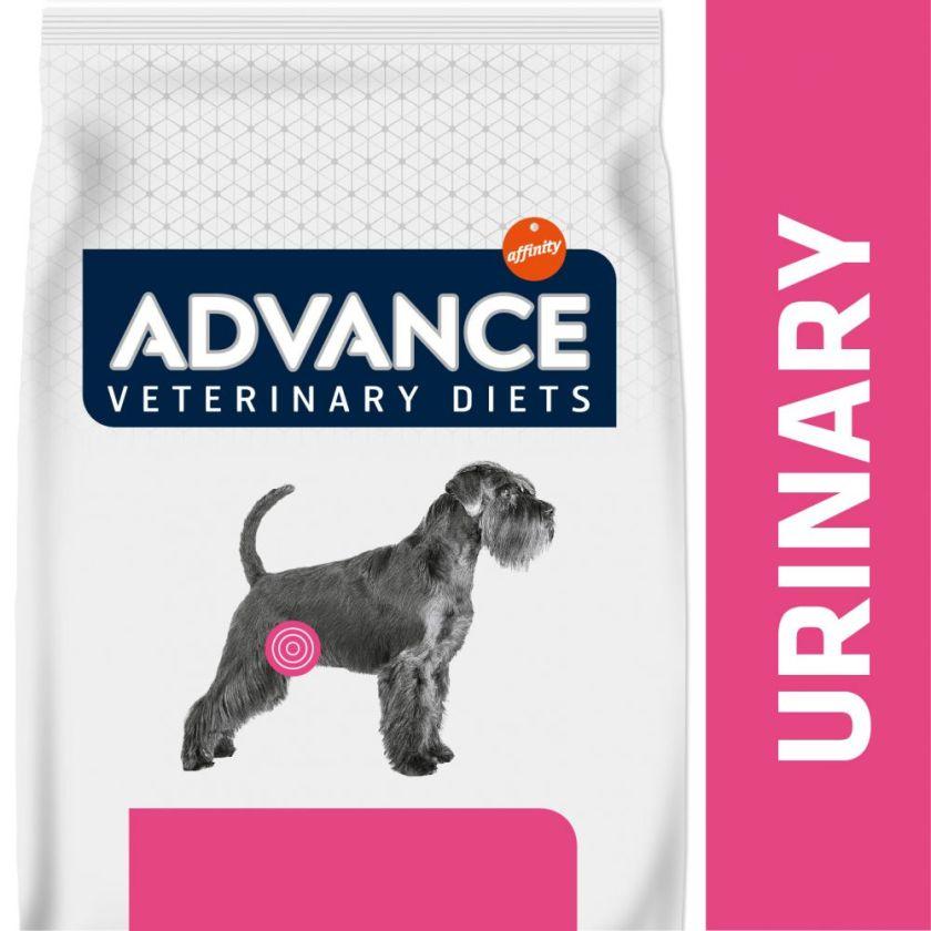 2x12kg Urinary Advance Veterinary Diets pour chien - Croquettes pour chien