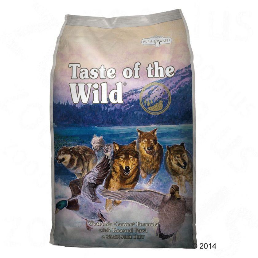 6kg Wetlands Canine Taste of the Wild - Croquettes pour Chien