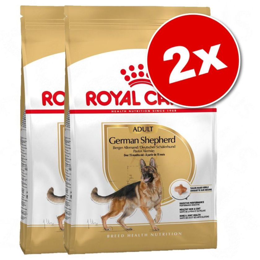 2x7,5kg Shih Tzu Adult Royal Canin Breed - Croquettes pour Chien