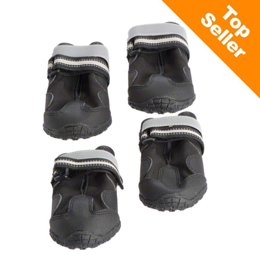 Chaussures de protection S & P Boots pour chien - taille M (4)