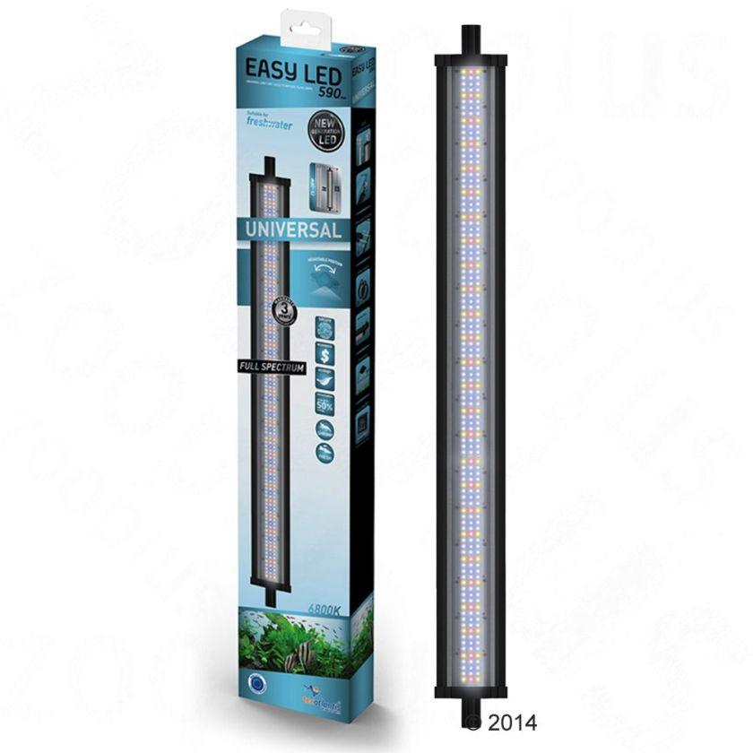 Rampe Aquatlantis EasyLED Universal 36W 742 mm Eau douce - Eclairage pour aquarium