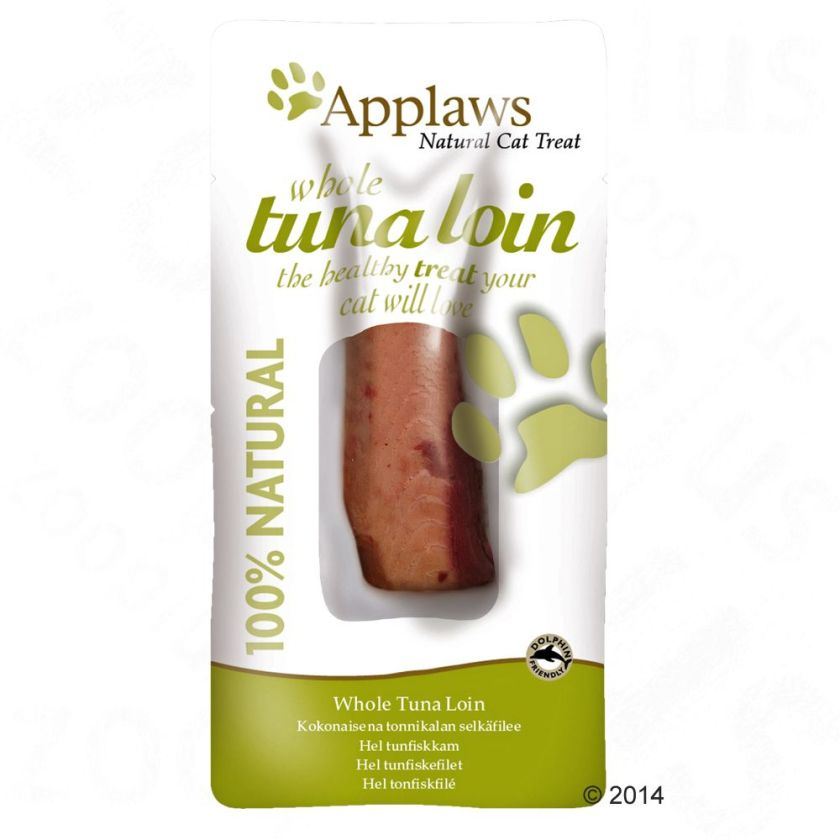 30g Tuna Loin Friandise Applaws pour chat - Friandises pour chat