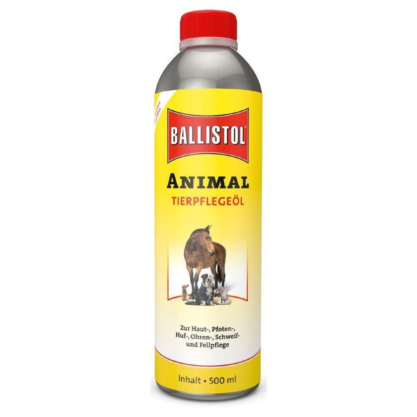 Ballistol Animal pour animaux de compagnie et chevaux - 500 mL