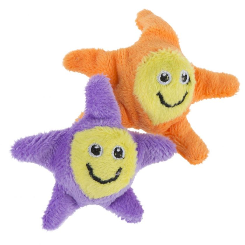 2 balles Jumping Stars pour chat - Jouet pour chat