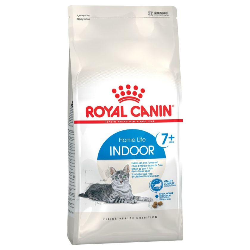 Royal Canin Indoor +7 pour chat - 1,5 kg