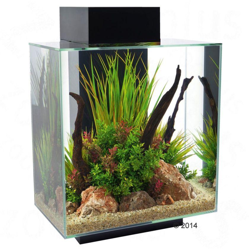 Animalerie aquarium fluval edge ii noir animalerie for Aquarium en ligne