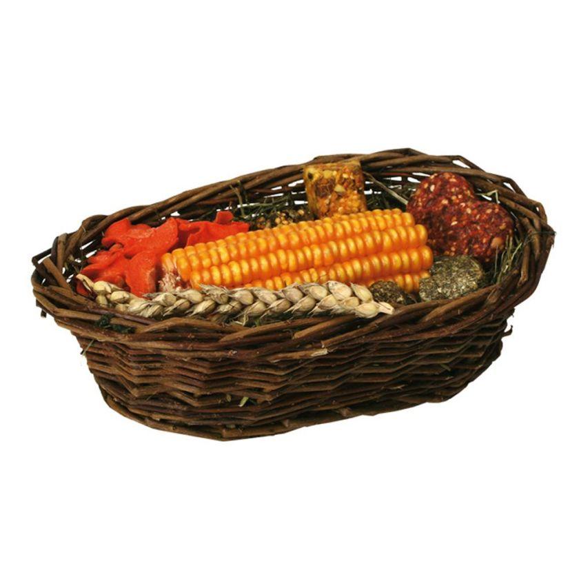 Corbeille JR Farm pour rongeur - Nourriture pour rongeur et lapin