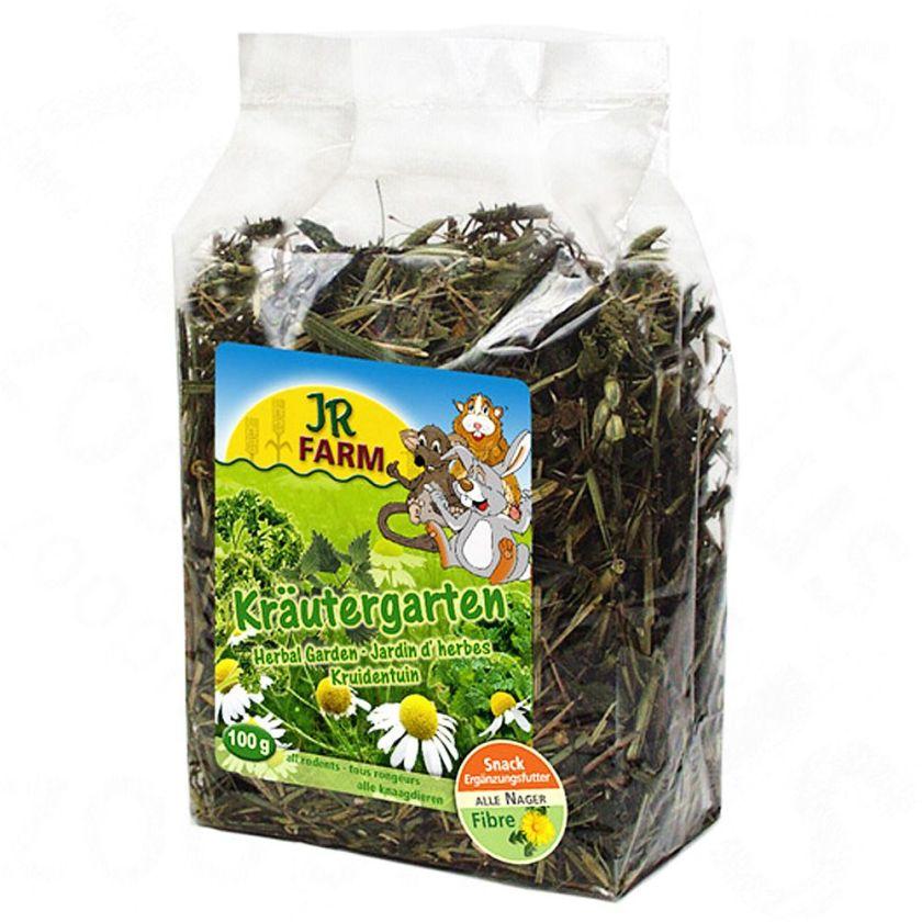 JR Farm Herbes sèches pour rongeur - 500 g, pissenlit