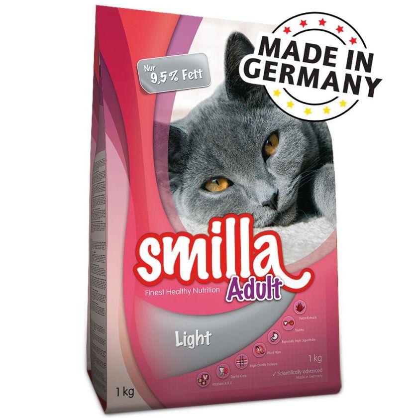 1kg Light Smilla - Croquettes pour Chat
