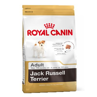 2x7,5kg Jack Russel Terrier Adult Royal Canin Breed - Croquettes pour chien