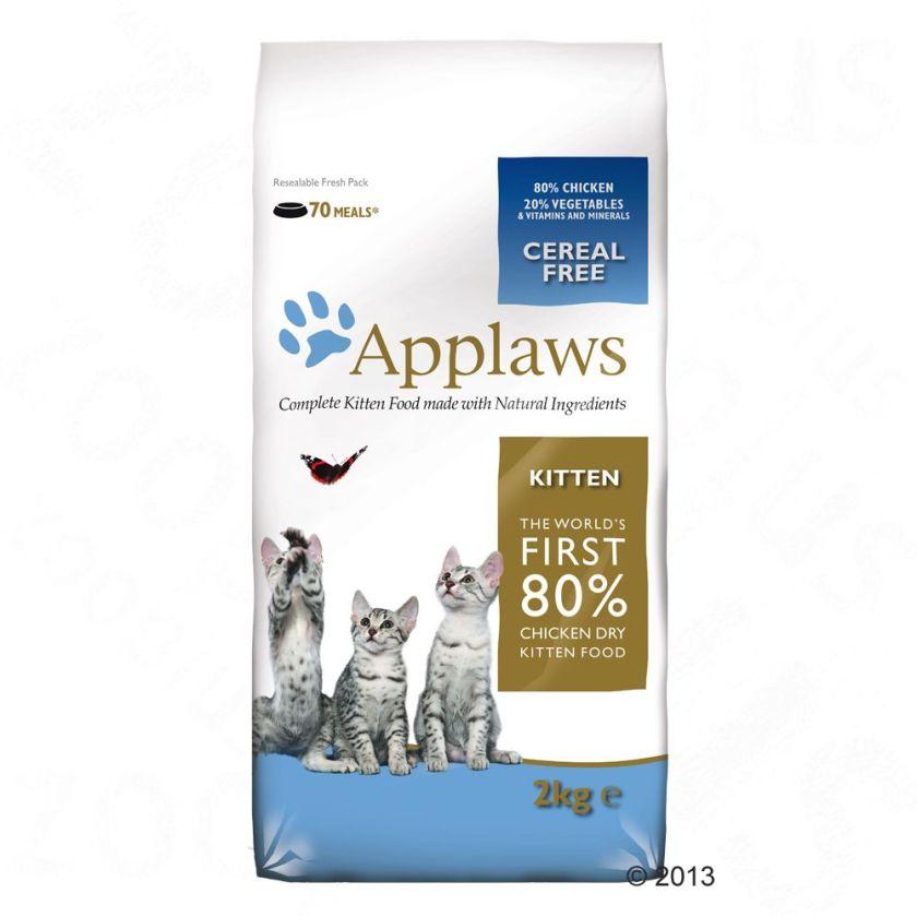 7,5kg Applaws Kitten Croquettes pour chaton