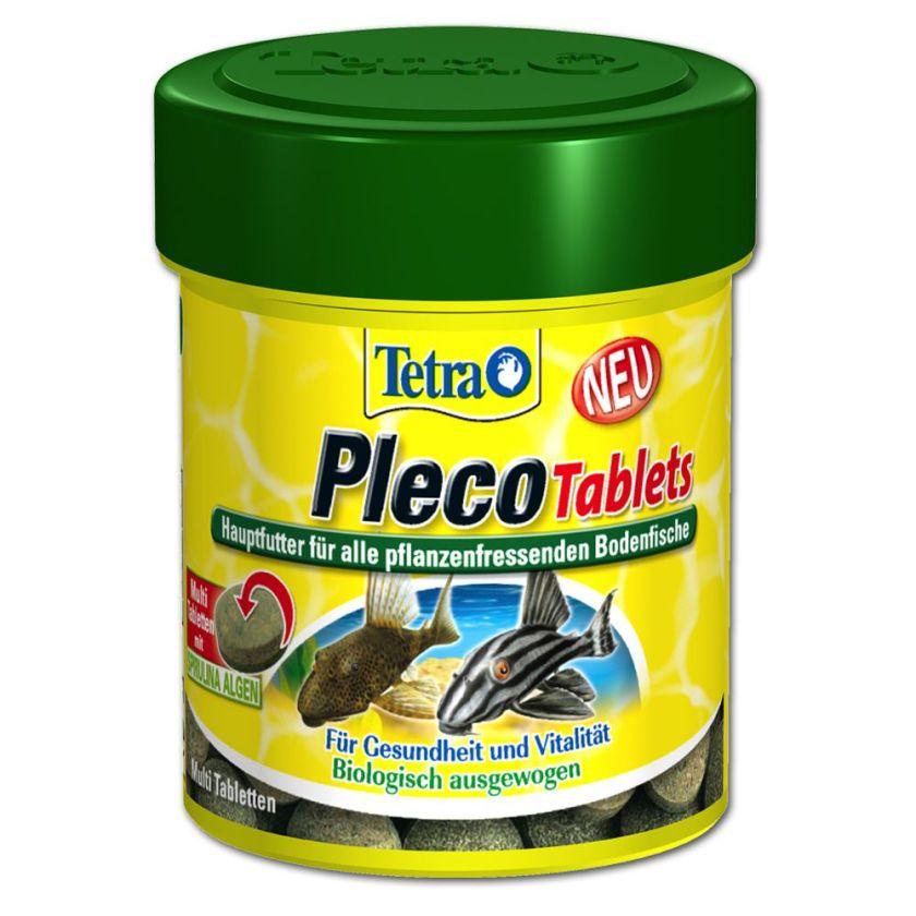 Tetra Pleco Tablets - lot % : 3 x 275 comprimés