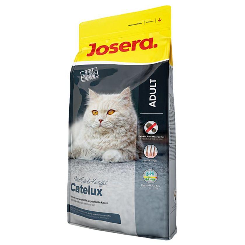 Josera Catelux pour chat - 2 x 10 kg