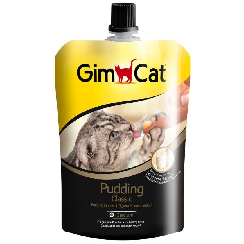 GimCat Pudding pour chat - 6 x 150 g