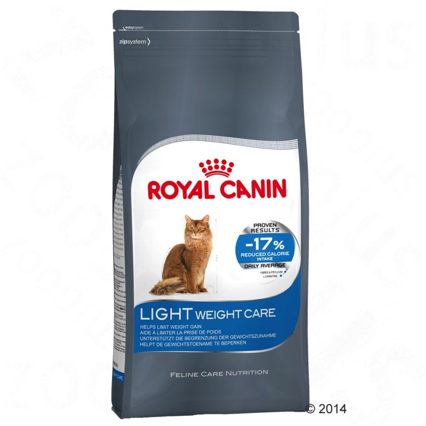 Royal Canin Light Weight Care pour chat - 2 x 10 kg