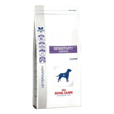 7kg Sensitivity Control SC 21 Royal Canin Veterinary Diet Croquettes pour chien
