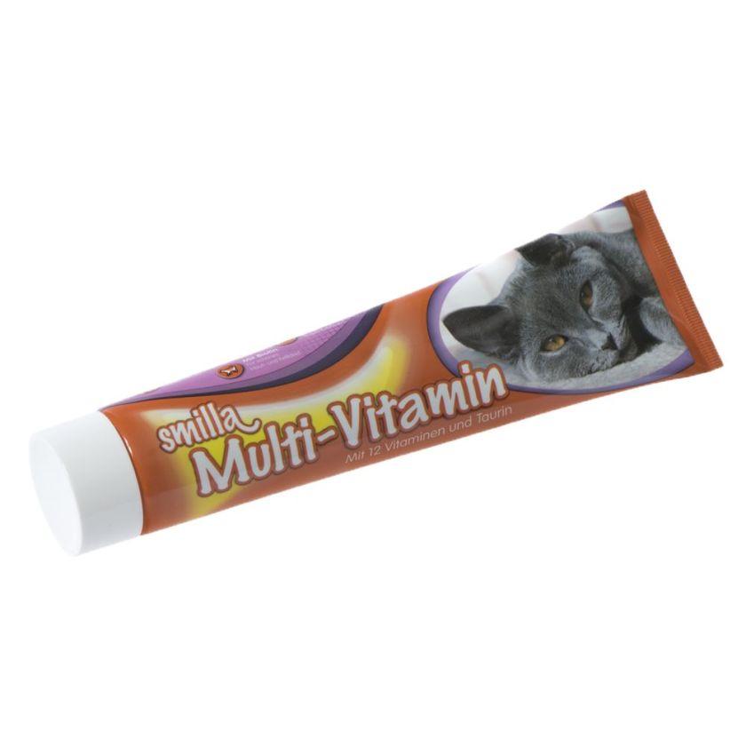 Smilla Pâte multivitaminée pour chat - 50 g