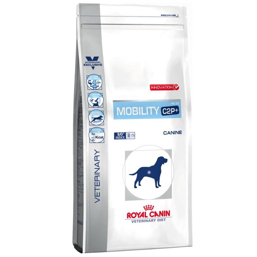 2x12kg Mobility C2P+ Royal Canin Veterinary Diet Croquettes pour chien