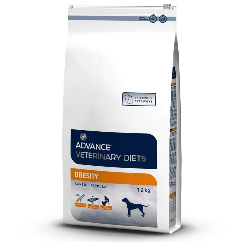 Advance Veterinary Diets Obesity pour chien - 2 x 12 kg