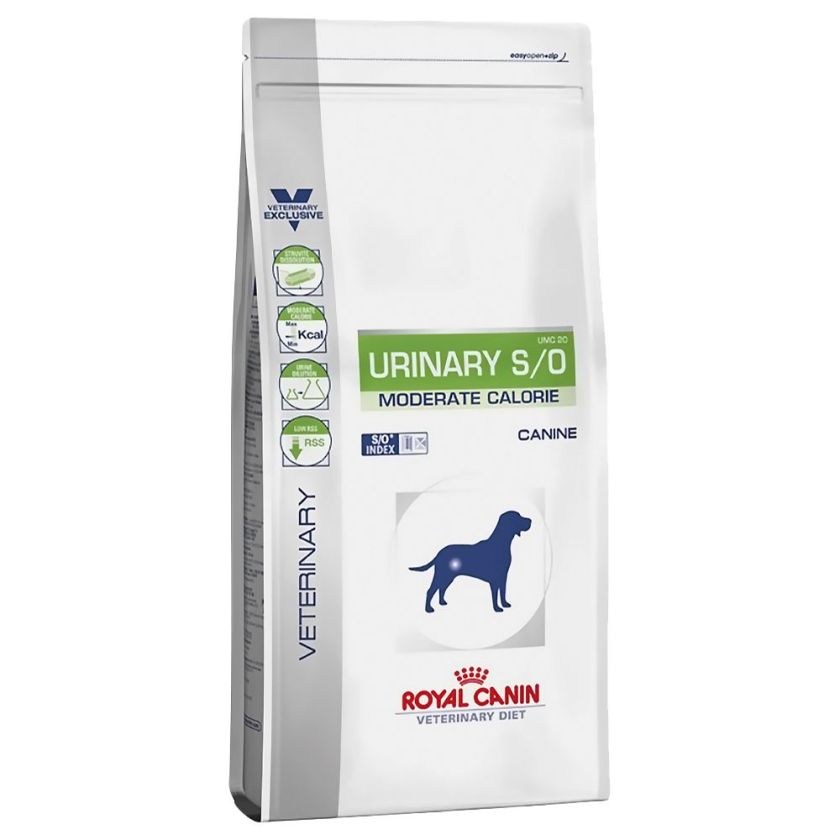 Royal Canin Veterinary Diet - Urinary S/O Moderate Calorie UMC 20 - 12 kg