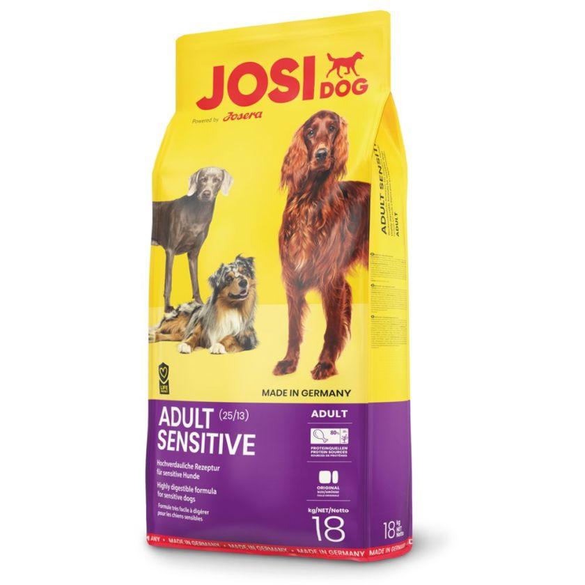 JosiDog Sensitive pour chien - 18 kg