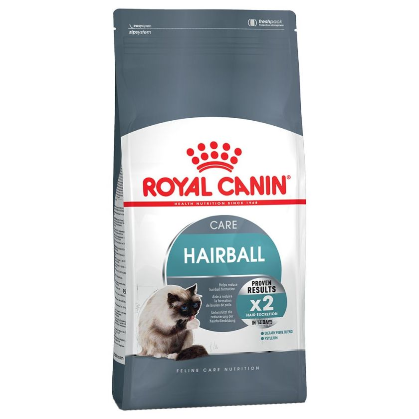 2x10kg Hairball Care Royal Canin - Croquettes pour Chat