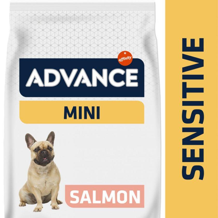 7 5kg Mini Sensitive Advance - Croquettes pour chien