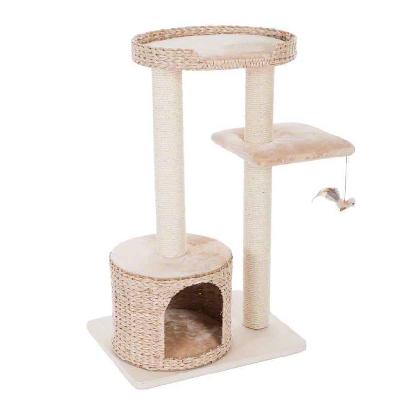 Arbre à chat Natural Home II - beige