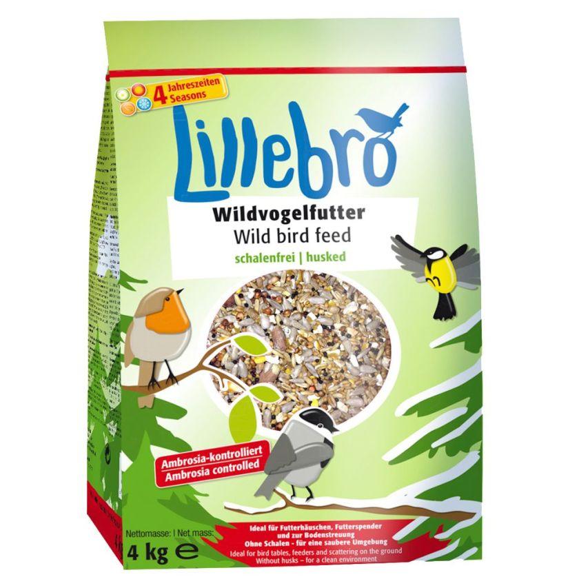 20kg Lillebro Nourriture sans déchets pour oiseaux sauvages - Nourriture pour oiseau sauvage