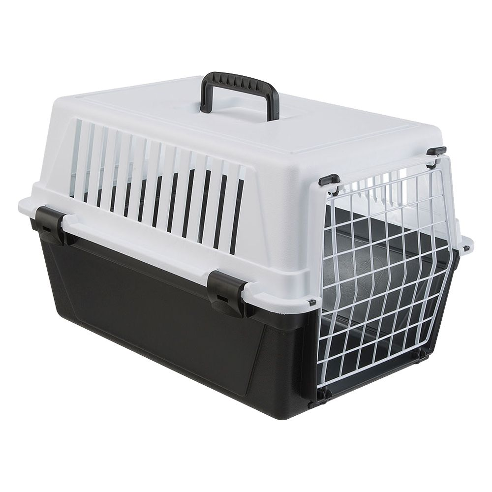 Mappa Pet Carrier Black And White Cm L X W X H