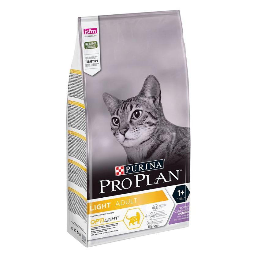 2x10kg Adult Light Purina Pro Plan - Croquettes pour chat