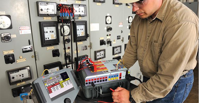 Electrical Relay Testing Kit