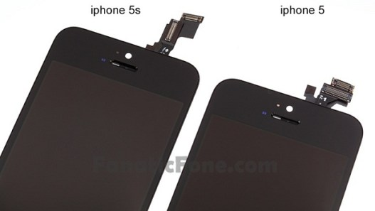 iPhone 5S rimandato a fine anno per il display da 4.3