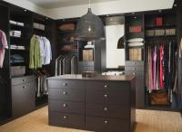 Walk In Closet with Center Island from California Closets ...