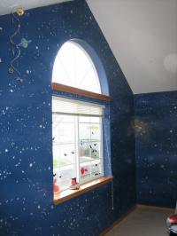 Melissa Barrett Paint Design Wall Murals - Portland OR ...