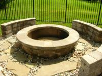 Fire Pit from Orlando Brick Pavers Inc in Orlando, FL 32808