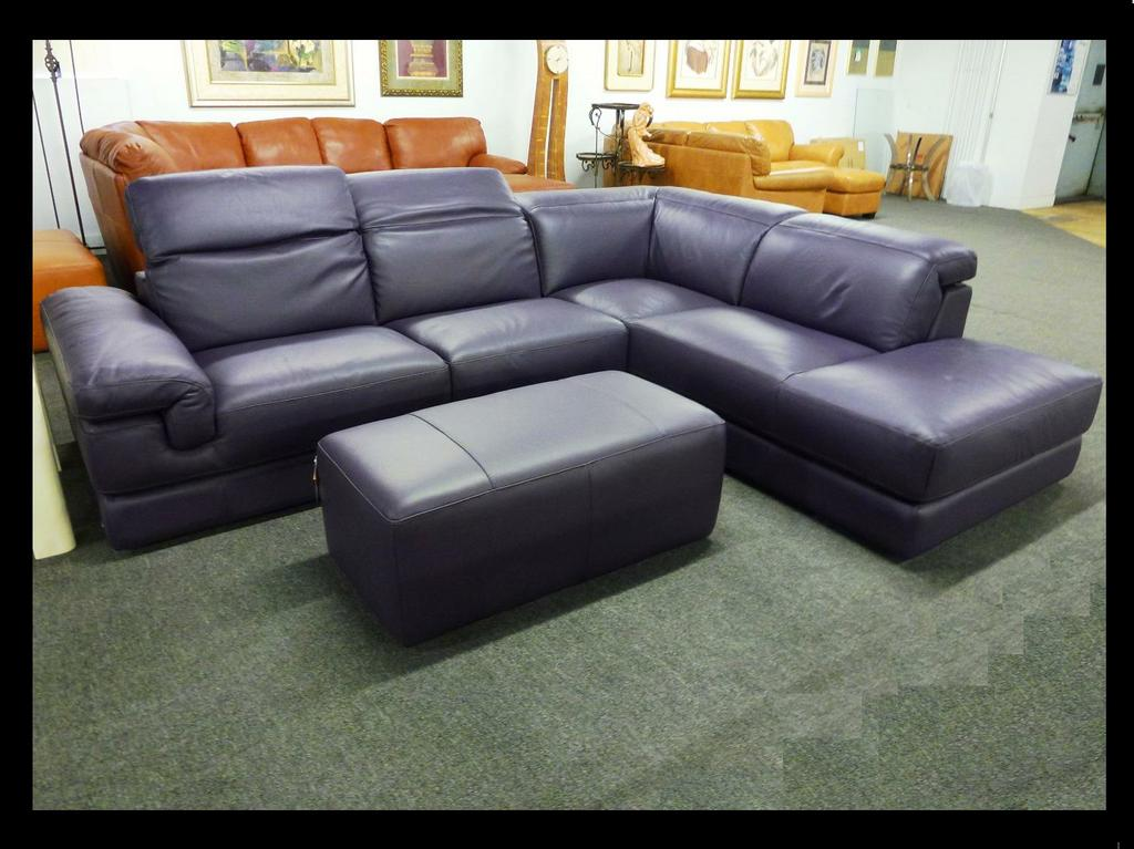 leather sofa cleaning products reviews country cottage italsofa-purple-leather-sectional-i328.jpg from interior ...