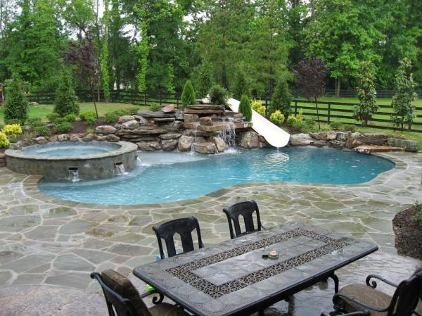 25+ Memphis Pool And Landscape Pictures and Ideas on Pro Landscape