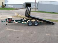 roll off trailer with flatbed.JPG from Nedland Industries ...