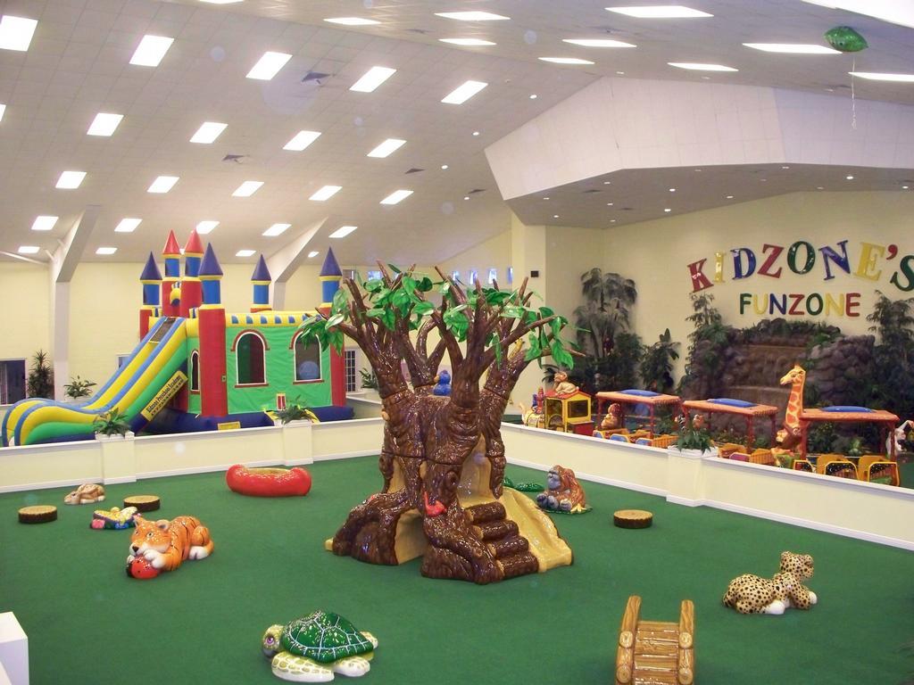 Indoor Playground Picture