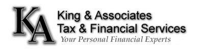 King  Associates Tax  Financial Services  Uxbridge MA 01569  5082787600