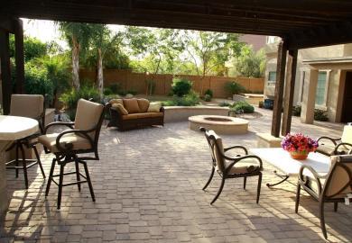 Arizona Backyard Design Phoenix Landscaping Design