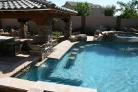 Swim-up Pool Bars on Pinterest | Swim Up Bar, Pool Bar and ...