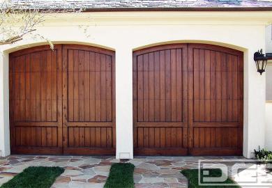 Designer Doors Custom Wood Garage Doors
